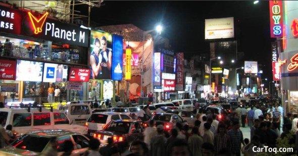 bangalore driving guide