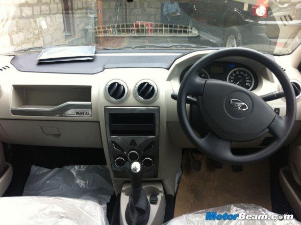 new verito dashboard