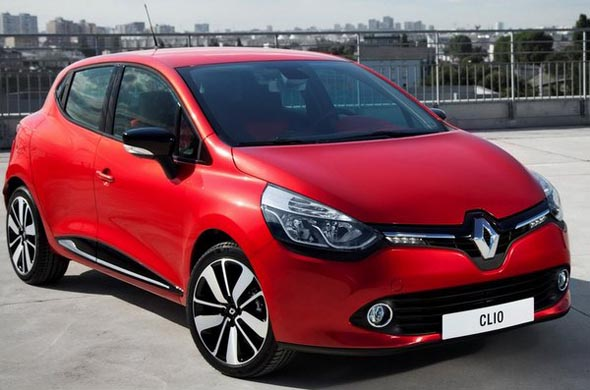renault clio front right