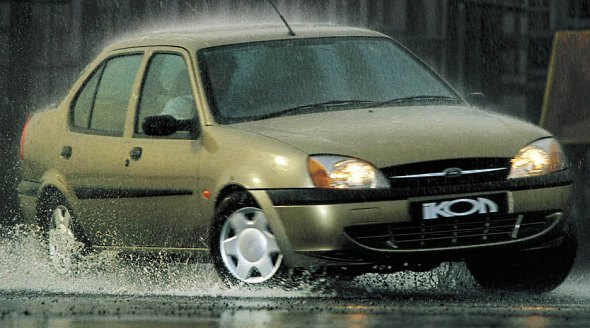 ford ikon photo