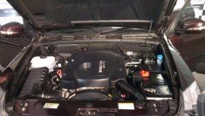 mahindra ssangyong rexton engine