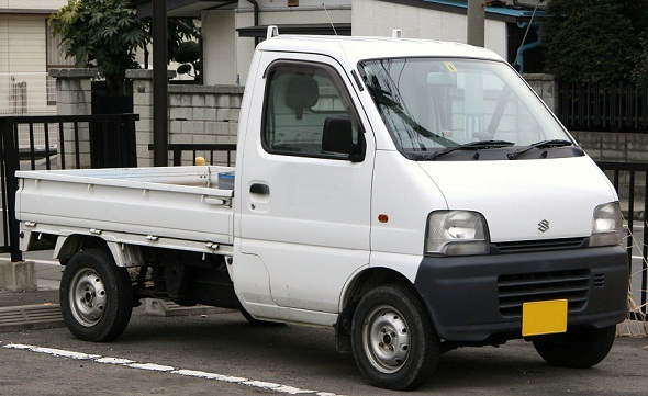 Suzuki Carry-LCV-photo