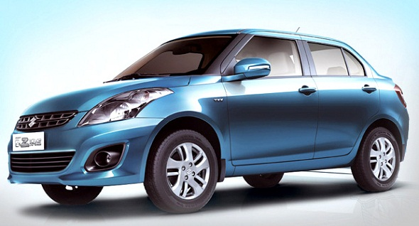 Maruti Suzuki Swift Dzire Compact Sedan Image