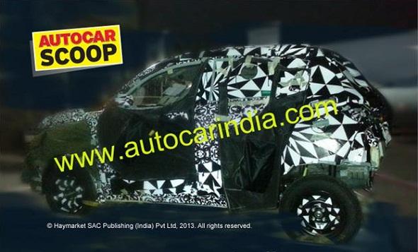 mahindra-S101-autocar-spy-photo