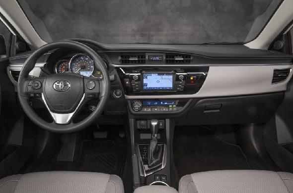 2014 Toyota Corolla Pic