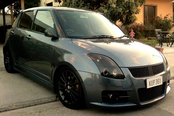 10 Modified Suzuki Swift Cars