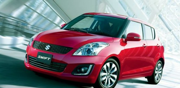 Maruti Suzuki Swift Facelift Pic