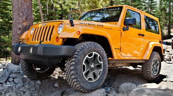 Jeep Wrangler Rubicon Edition SUV Pic