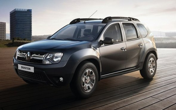 Renault Duster Facelift Image