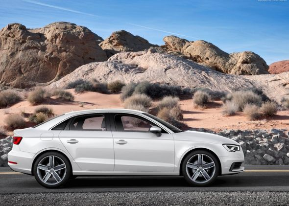 Audi A3 Sedan Pic