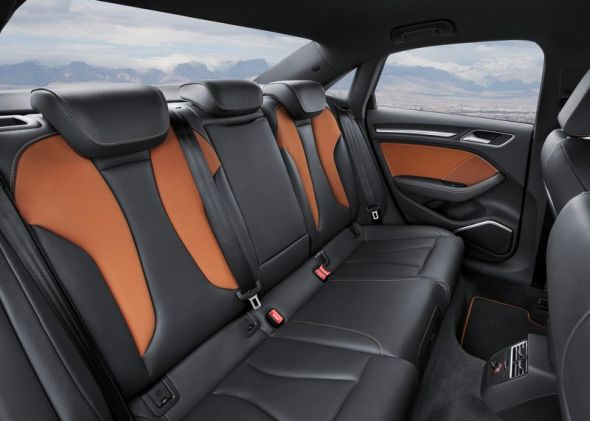 2014 Audi A3 Sedan Photo