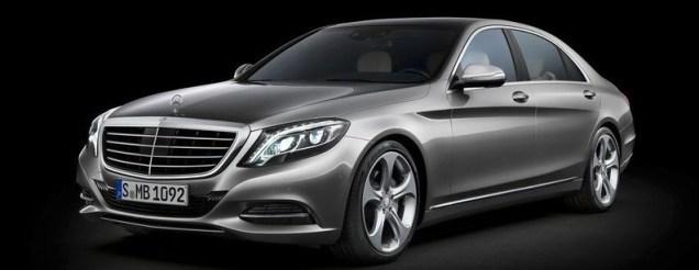 2014 Mercedes Benz S-Class Luxury Saloon 1