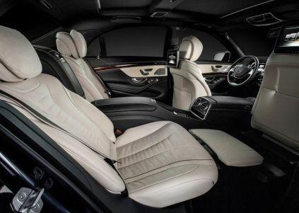 2014 Mercedes Benz S-Class Luxury Saloon 12
