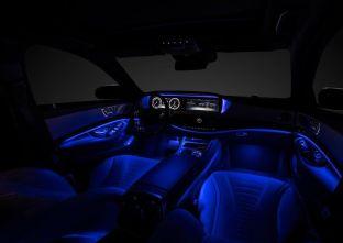 2014 Mercedes Benz S-Class Luxury Saloon 13