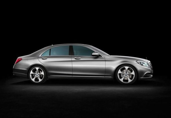 2014 Mercedes Benz S-Class Image