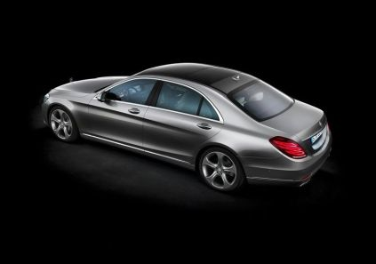 2014 Mercedes Benz S-Class Luxury Saloon 5