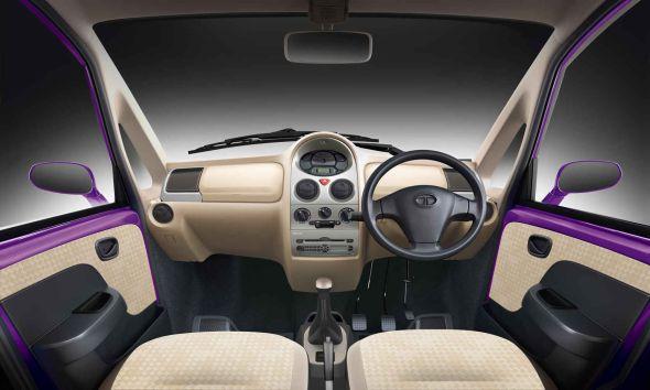 2014 Tata Nano Twist Interiors Pic
