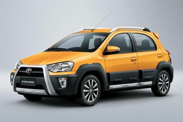 Toyota Etios Liva Cross pic