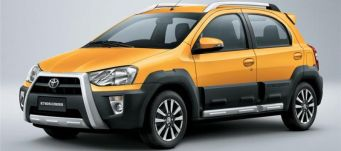 2014 Toyota Etios Cross Featured