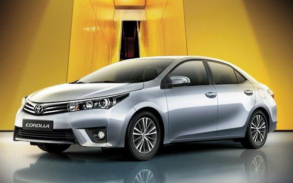 2014 Toyota Corolla Sedan Image