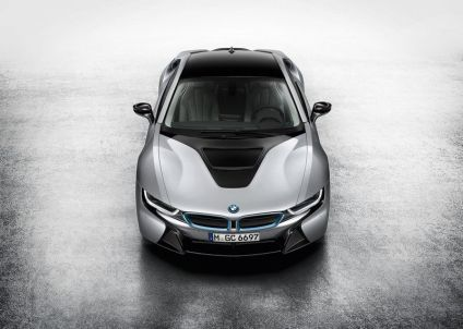 2015 BMW i8 Hybrid Super Car 10