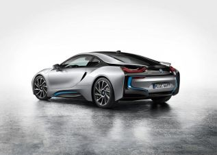 2015 BMW i8 Hybrid Super Car 12