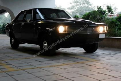 Hindustan Ambassador to Chevrolet Camaro 7