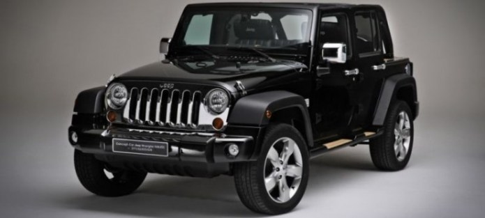 Jeep Wrangler Featured