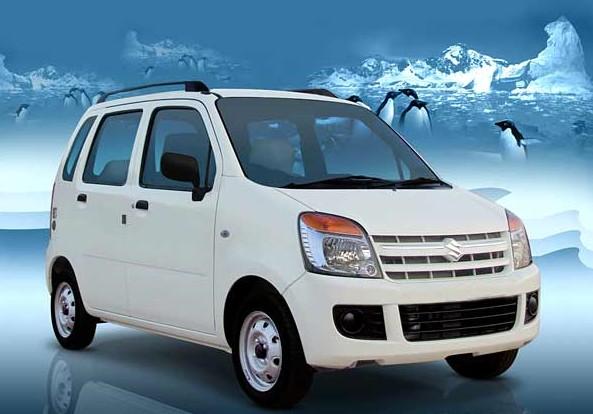 Old 2010 Maruti WagonR 1.1 Pic