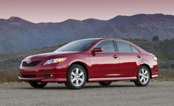 Toyota Camry Pic
