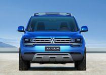 Volkswagen Taigun Compact SUV Concept 1