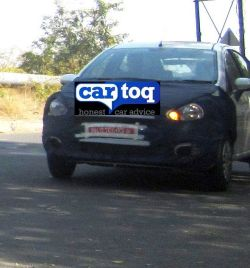 2014 Fiat Grande Punto Spyshot 1
