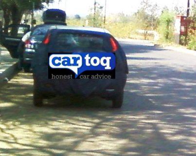 2014 Fiat Grande Punto Spyshot 2