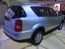 2014 Mahindra Ssangyong Rexton 2.0 Diesel SUV 1