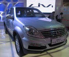 2014 Mahindra Ssangyong Rexton 2.0 Diesel SUV 2