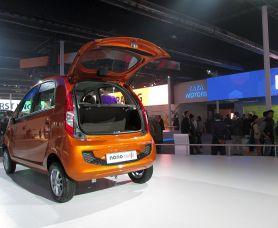 2014 Tata Nano Twist Active 6