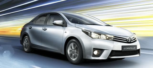 2014 Toyota Corolla Altis 3