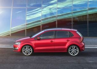 2014 Volkswagen Polo Facelift 2