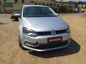 2014 Volkswagen Polo Facelift Hatchback 1
