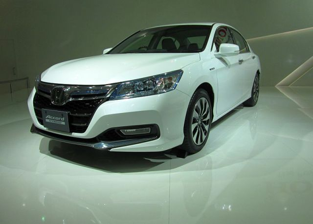 Honda Accord Hybrid Photo