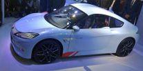 Mahindra Halo Electric Sports Car 2