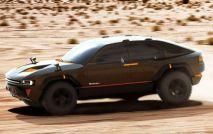 Mahindra Komodo SUV Concept 10