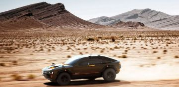 Mahindra Komodo SUV Concept 12