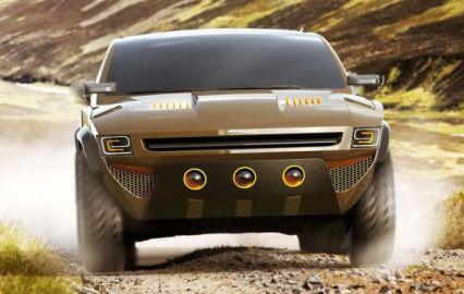 Mahindra Komodo SUV Concept 9
