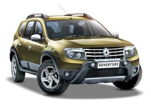 Renault Duster Adventure Edition SUV 11