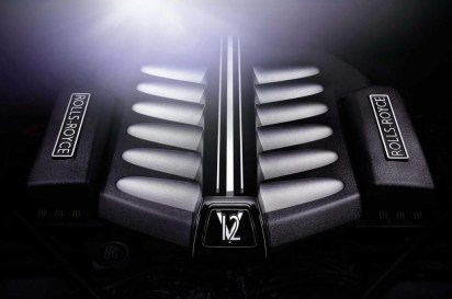 Rolls Royce Ghost V Specification V12 Engine