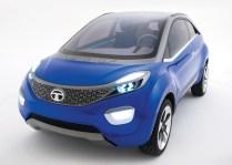 Tata Nexon Crossover Concept 1