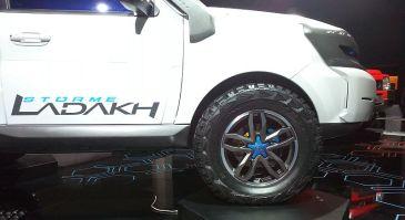 Tata Safari Storme Ladakh SUV Concept 4