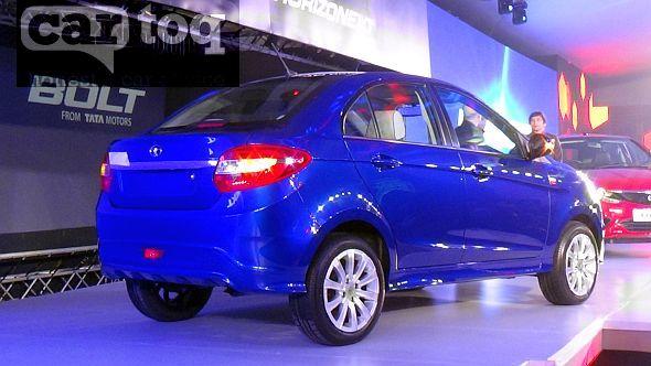 2014 Tata Zest Compact Sedan Pic