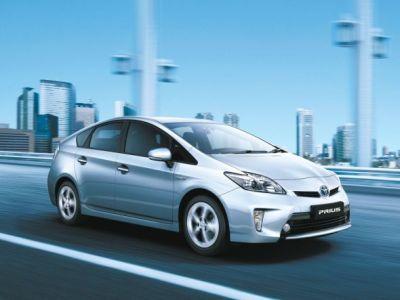 Toyota Prius Hybrid 1